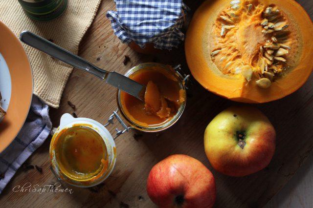 kuerbis-apfel-marmelade